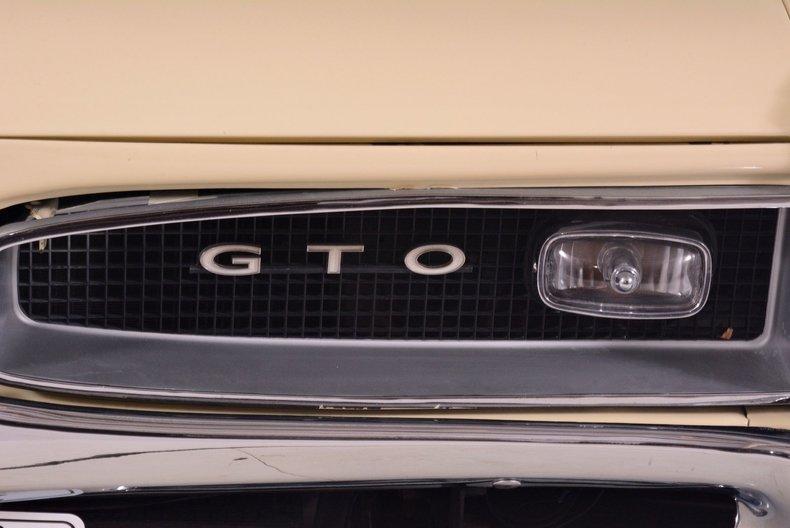 1966 Pontiac GTO Image 12