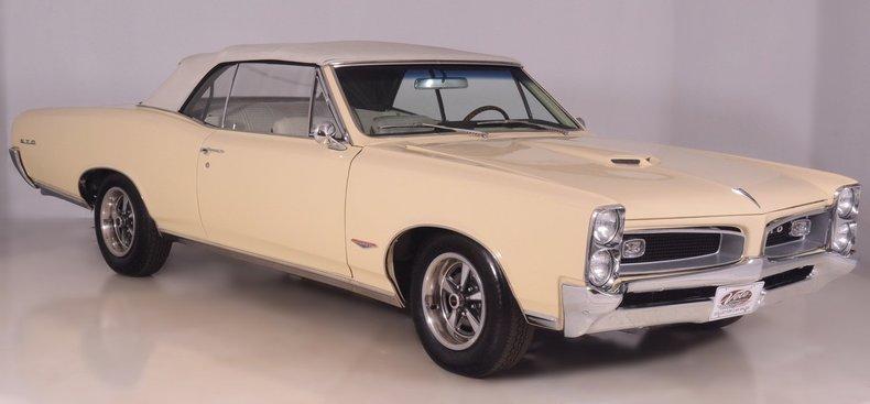 1966 Pontiac GTO Image 13