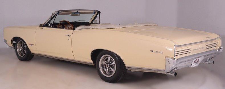 1966 Pontiac GTO Image 15
