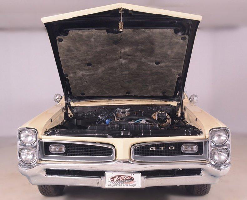 1966 Pontiac GTO Image 21