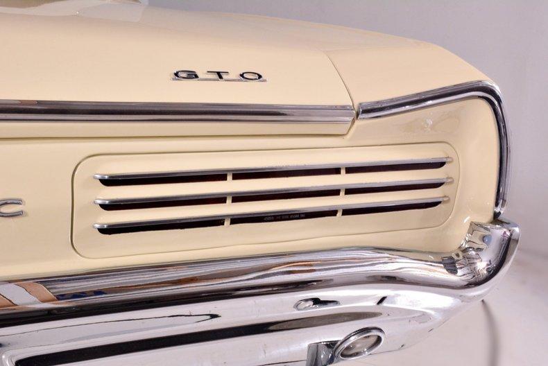 1966 Pontiac GTO Image 39