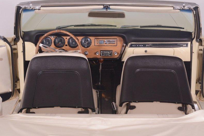1966 Pontiac GTO Image 52
