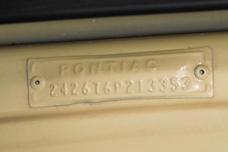 1966 Pontiac GTO Image 66