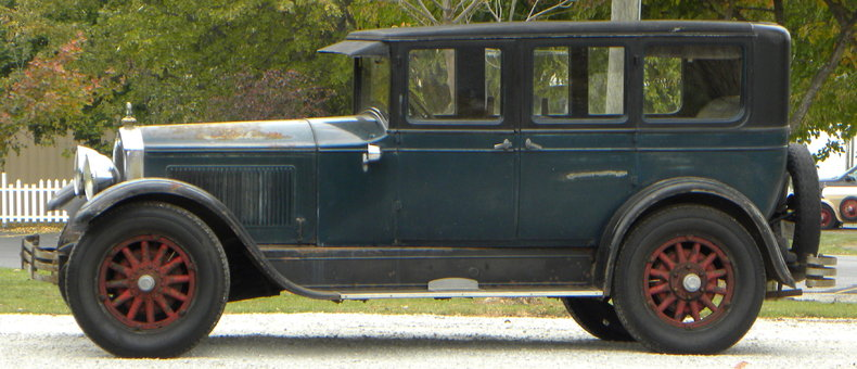 1927 Buick  Image 8