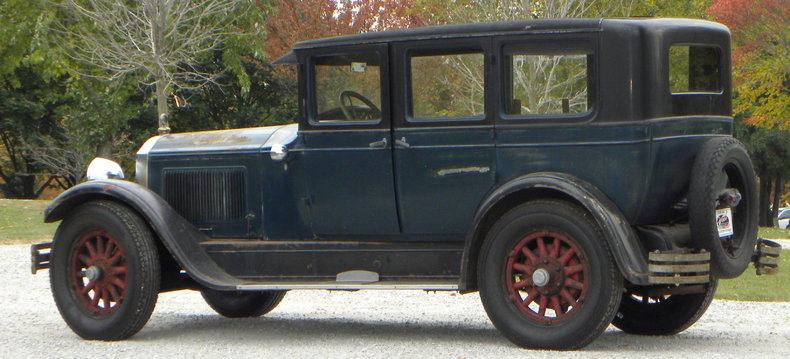 1927 Buick  Image 9