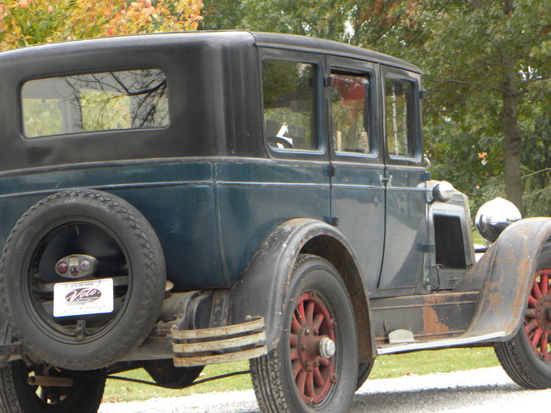 1927 Buick  Image 13