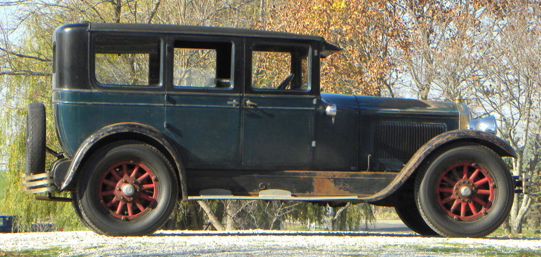 1927 Buick  Image 34