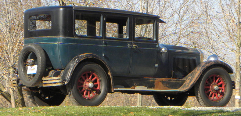 1927 Buick  Image 35