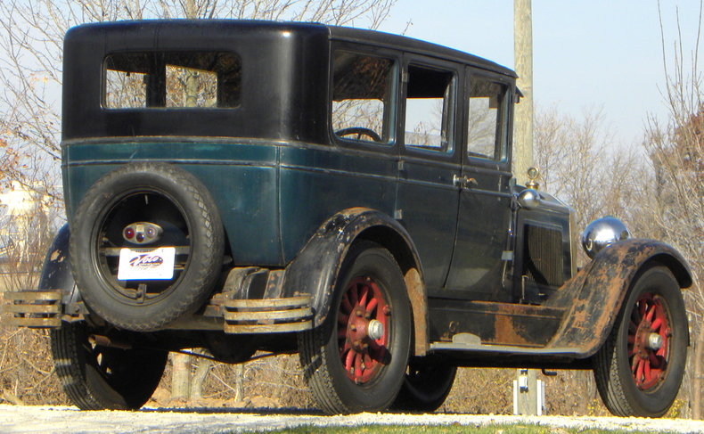 1927 Buick  Image 36