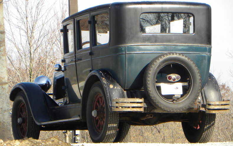 1927 Buick  Image 39