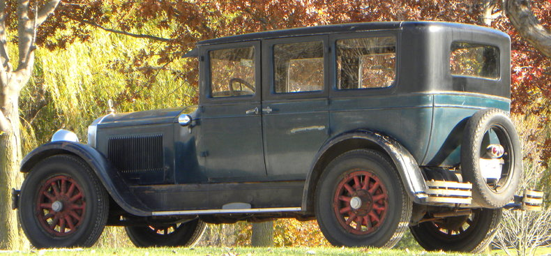 1927 Buick  Image 40