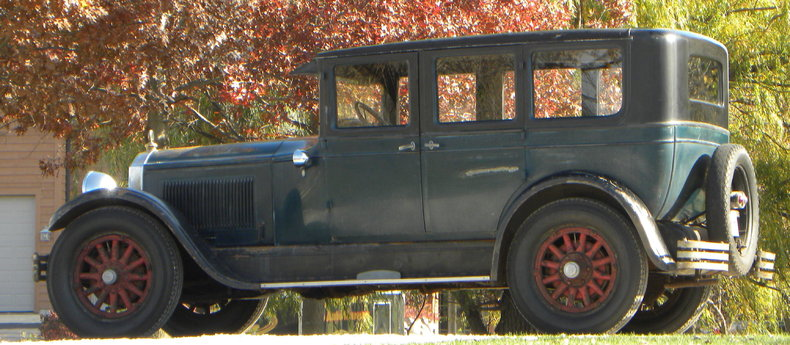 1927 Buick  Image 41