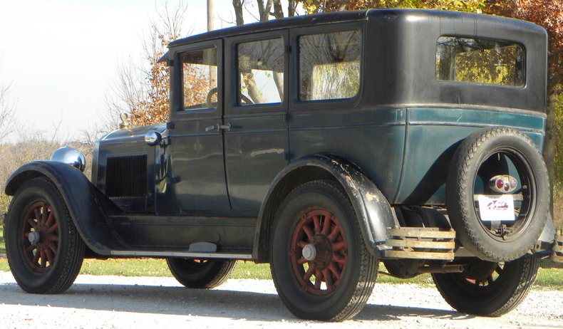 1927 Buick  Image 42