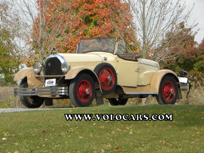 1927 Kissel 655 Image 1