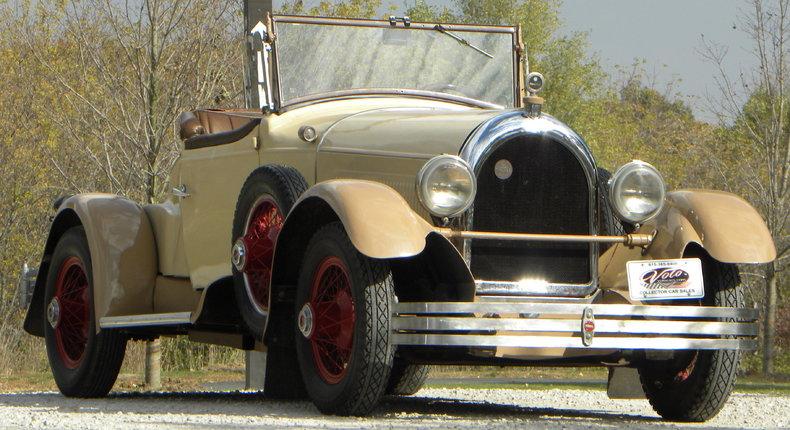 1927 Kissel 655 Image 7