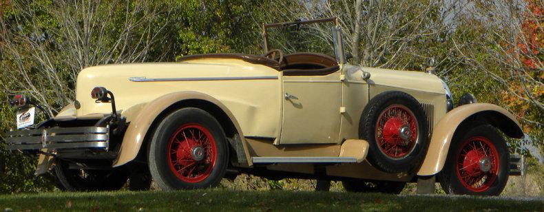 1927 Kissel 655 Image 22