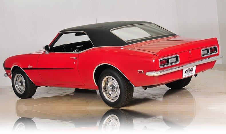 1968 Chevrolet Camaro Image 3