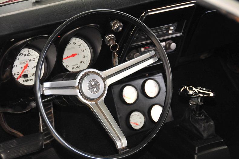 1968 Chevrolet Camaro Image 21