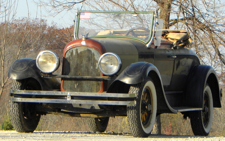 1927 Chrysler  Image 4