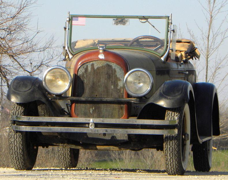 1927 Chrysler  Image 5