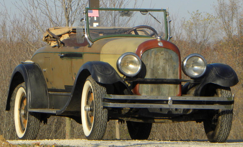 1927 Chrysler  Image 6