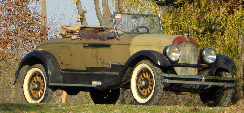 1927 Chrysler  Image 7