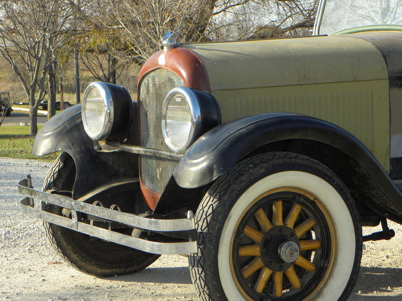 1927 Chrysler  Image 13