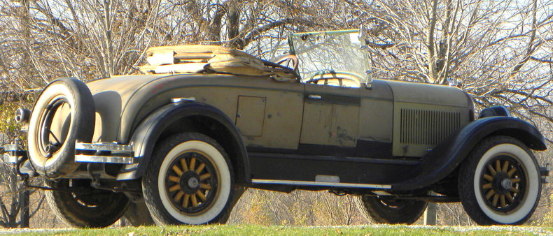 1927 Chrysler  Image 15