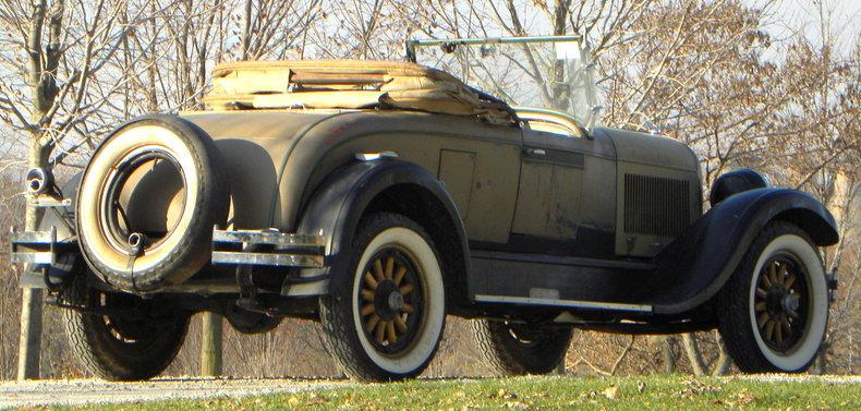 1927 Chrysler  Image 16