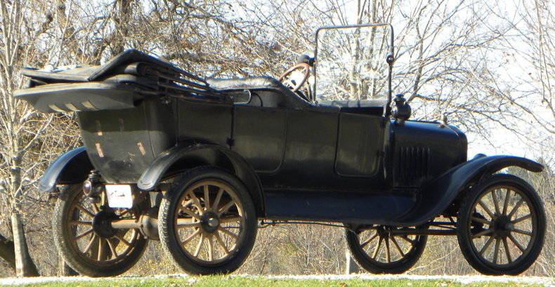 1917 Ford Model T Image 4