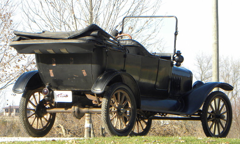 1917 Ford Model T Image 5