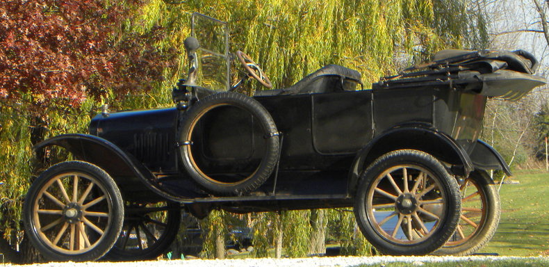 1917 Ford Model T Image 11