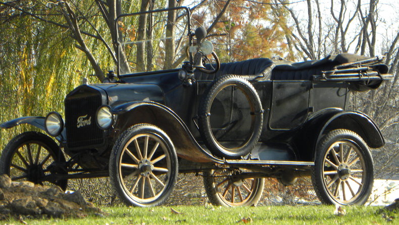 1917 Ford Model T Image 13