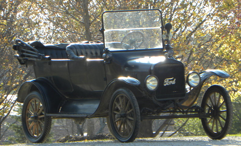 1917 Ford Model T Image 17