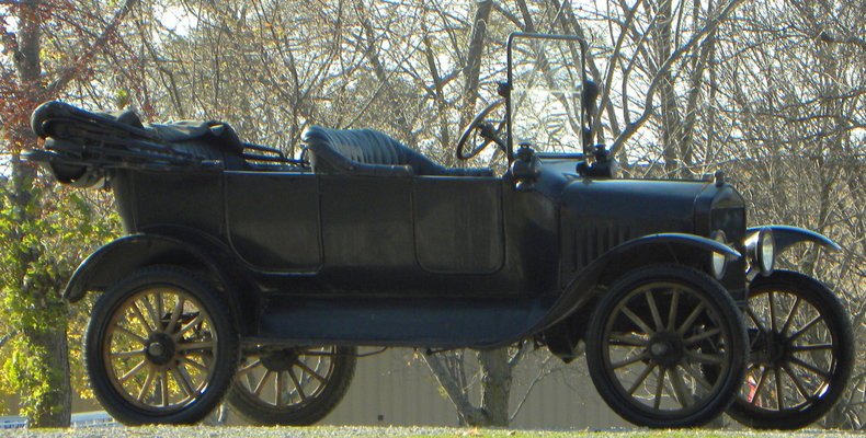 1917 Ford Model T Image 19