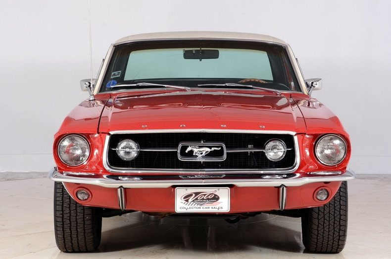 1967 Ford Mustang Image 43