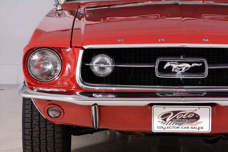 1967 Ford Mustang Image 49