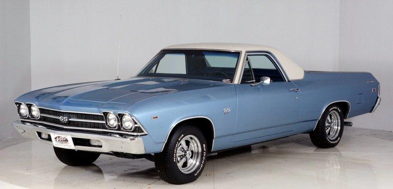 1969 Chevrolet El Camino