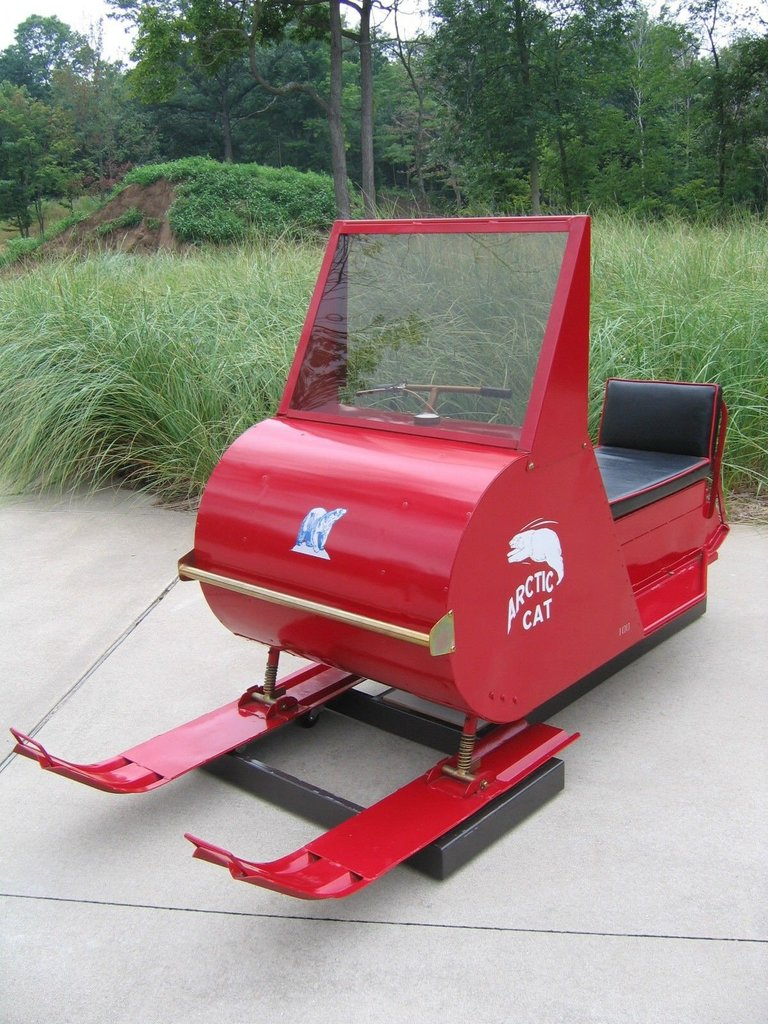 1964 Arctic Cat Model 100