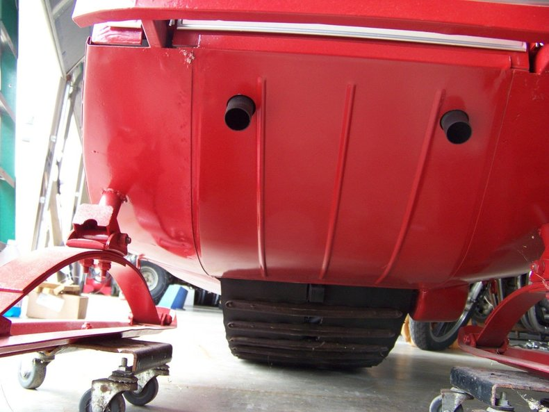 1968 Sno Ghia  Image 6
