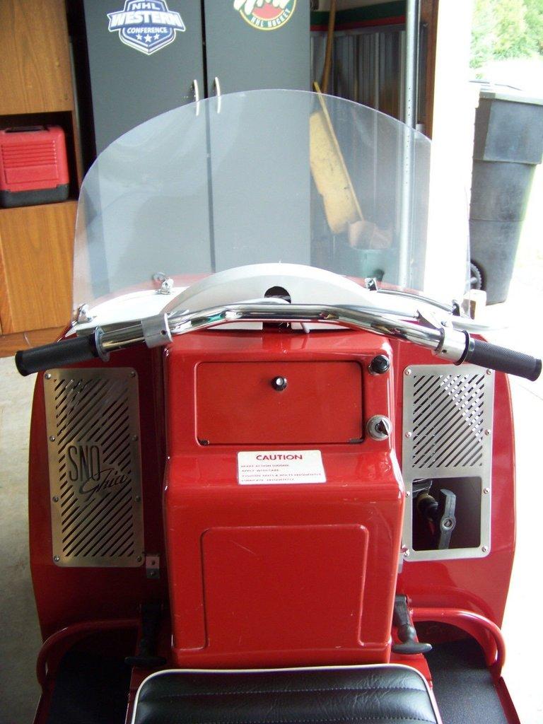1968 Sno Ghia  Image 7