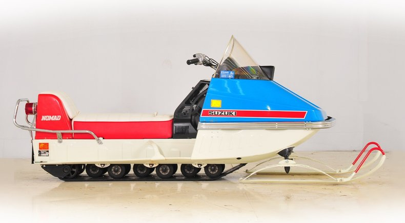 1973 Suzuki Nomad Image 1