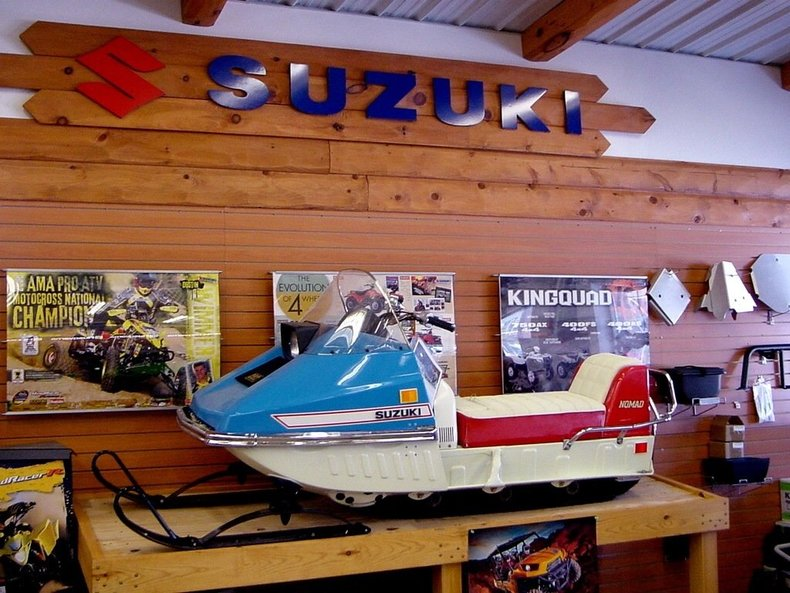 1973 Suzuki Nomad Image 6