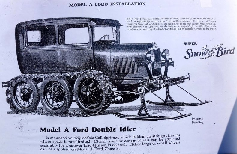 1929 Ford  Image 6