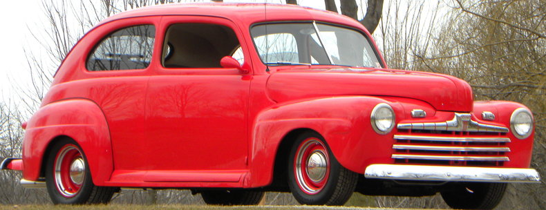 1947 Ford Deluxe Image 7