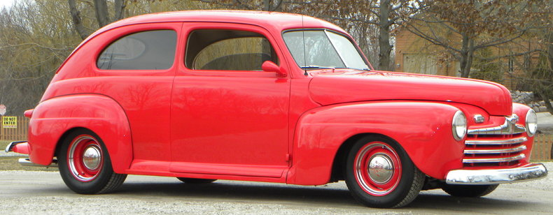 1947 Ford Deluxe Image 9