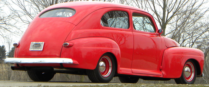 1947 Ford Deluxe Image 20