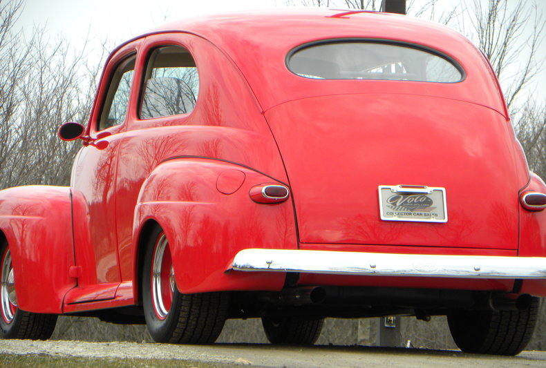 1947 Ford Deluxe Image 23