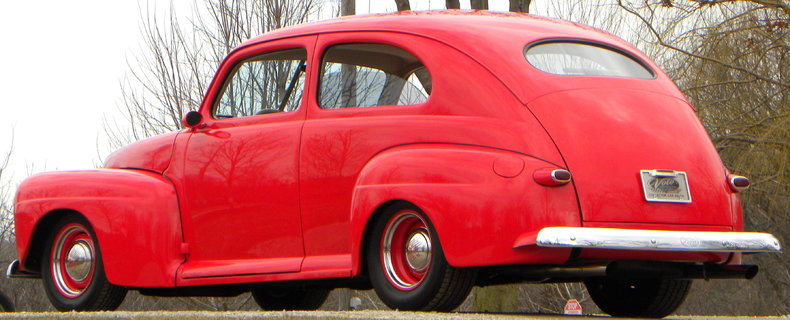 1947 Ford Deluxe Image 24