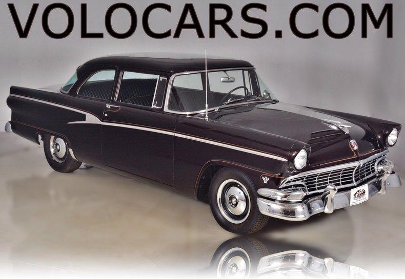 1956 Ford Customline Image 1